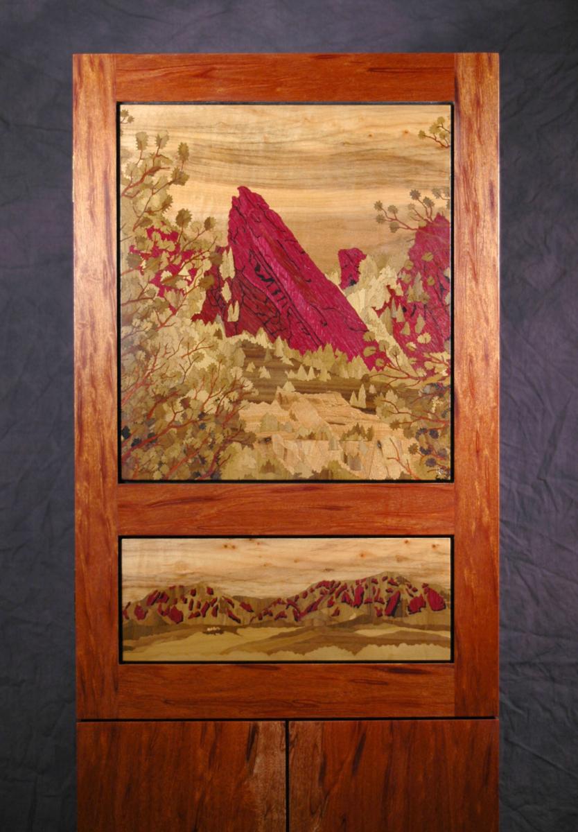 Third Flatiron Panel
