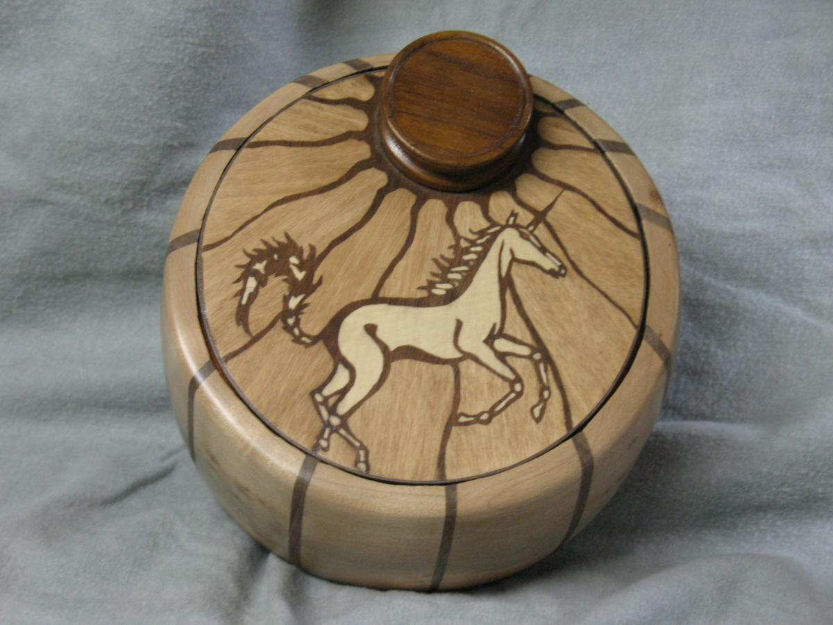 Unicorn Box