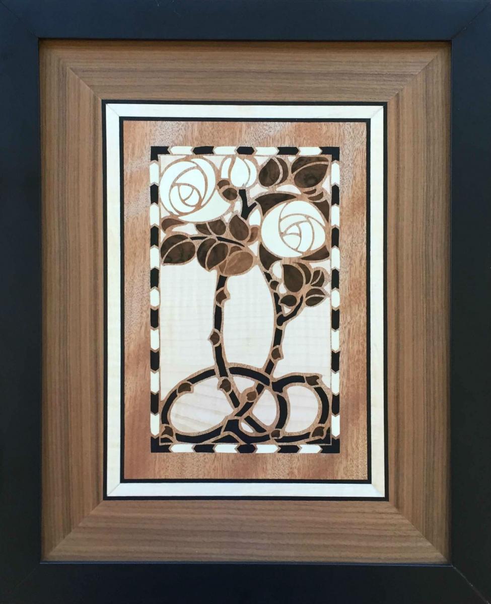 Arts & Crafts Roses