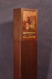 Cabinet turned