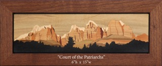 Court of the Patriarchs