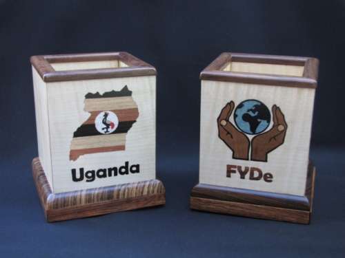 FYDe Uganda Pencil Box